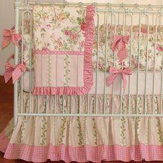 Stephanie Anne Crib Bedding   Jack and Jill Boutique