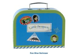 Little Passports - sign up and receive a package each month from a different part of the world! Perfect for the early Primary years, the class learns about a new country each month.