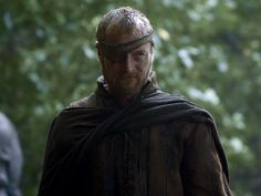 Beric was offscreen for season two, but Richard Dormer returned as his incarnation in season three.