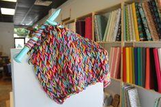 Multiple strand yarn