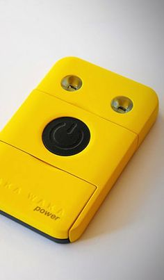 WakaWaka Power | a solar powered charger and lamp