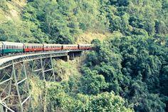 Kuranda Train (Cairns, Australia)