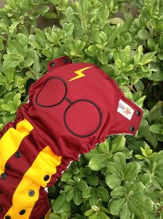 Harry Potter Inspired Cloth Pocket Diaper