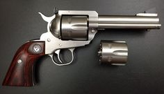 Ruger Blackhawk Convertible - 357 Magnum/.38 Special/9mm - Around $750, Favorite Revolver Ever.