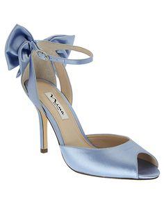 de6bd58b16dd Mileena Blue. Blue Wedding ShoesBlue Wedding GownsBridal ...