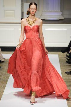 Oscar de la Renta, Pre-Fall 2012. Bridesmaids inspiration