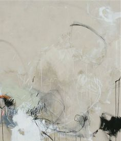 Jason Craighead: Sweet Spot, mixed media on canvas, 60 x 52 inches @ Thomas Deans Fine Art