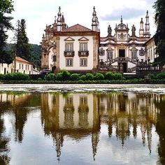 Uma inegável beleza Palácio de Mateus_ Vila Real