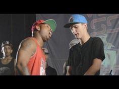 AHAT   Rap Battle   Danny Myers vs Mikey B hosted by Daylyt    Las Vegas...