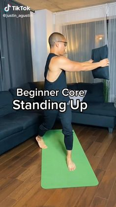 Fitness Workouts, Arm Workouts At Home, Fitness Workout For Women, At Home Workout Plan, Easy Workouts, Yoga Fitness, Fitness Tips, Gym Workout For Beginners, Workout Videos