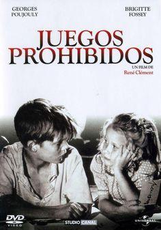 Juegos prohibidos (1952) Francia. Dir: René Clément. Drama. Bélico. Infancia. II Guerra Mundial - DVD CINE 1227