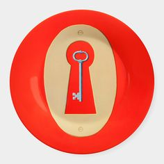 Magritte: Lock Plate | MoMAstore.org