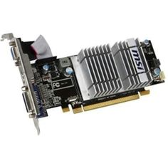 Quality Radeon HD5450 512MB PCIE DDR3 By MSI Video by At MSI Video. $45.00