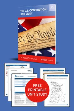 Make sense of current events with this crash course about the American Constitution. The free study combines history, government, and civics. Social Studies Notebook, Teaching Social Studies, History Education, Teaching History, Secular Homeschool Curriculum, Homeschooling, Creative Thinking Skills, Constitution Day, Map Activities