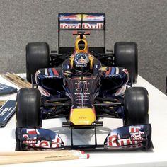 In 2011, Sebastian Vettel defended his F1 title in dominant fashion behind the wheels of the powerful Red Bull RB7!