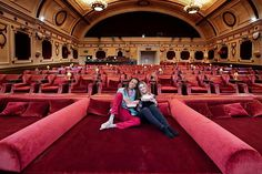Need to go here! Electric Cinema in Notting Hill, London