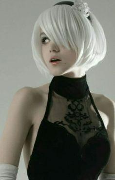 2B cosplay by shirogane_sama