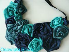 ribbon necklease
