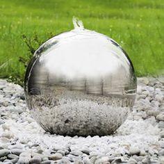 30cm steel sphere
