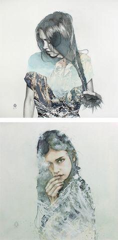 Women Watercolor