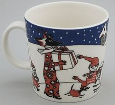 Julehilsen Christmas Greating / Joulutervehdys 1997 – 2002