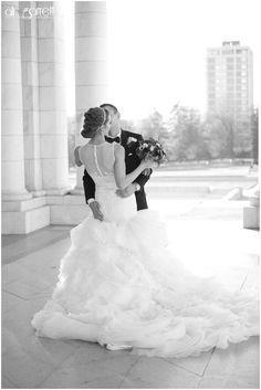 Cheeseman Park   Denver Wedding Photographer   Ali & Garrett Wedding Photographers