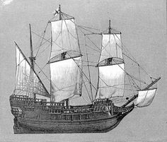 The passengers on the Mayflower were separatists, non-separatists and their servants who were all headed to the New World to settle Plymouth Colony. These passengers hired the captain of the Mayflower Us History, American History, Family History, Caleb Johnson, Christopher Jones, Plymouth Colony, John Harrison, Ship Paintings, Boats