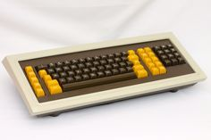 Raytheon Data Systems Rhsa 6104 06 11 Terminal Keyboard 1982