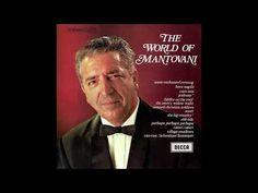 Mantovani And His Orchestra – The World Of Mantovani Full Vinyl Compilation Recording Album Songs, Music Songs, Easy Listening, Music Publishing, Orchestra, Music Artists, World, Musica, Musicians