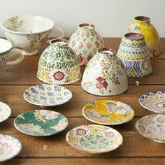 ZOZOTOWNの洋服や雑貨のお店 「ZOZOtito -ゾゾチト-」が、 3周年を迎えてイベントを行なっています。 -tito 3周年 『贈る、つかう、愉しむ』- その中で最近人気の陶芸家 山野辺彩