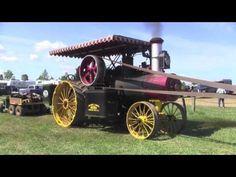 Michigan Steam Engine and Threshers Club Mason, Michigan Antique Tractors, Vintage Tractors, Old Tractors, Tractor Photos, Farm Show, Steam Tractor, Old Farm Equipment, Steam Engine, Mason Michigan