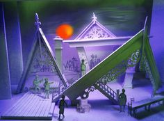 famous artist set design - Google Search