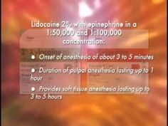 Medical Videos - Malamed_s Local Anesthesia - 04Drugs Clinical Actions O...