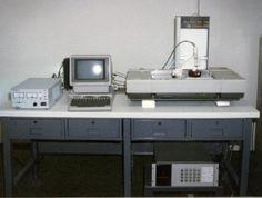First 3D printer 'SLA 1' - March 9, 1983