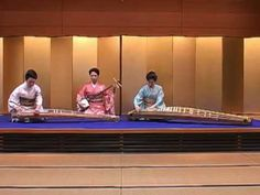 Japanese Koto 落葉の踊 / Ochiba no Odori (Dance of the Falling Leaves) Compo...