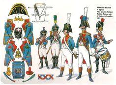 3 rgt. fanteria di linea