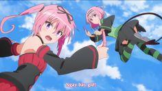 Nana Astar Deviluke and Momo Belia Deviluke To Love Ru Momo, Motto To Love Ru, Anime Girl Cute, Anime Girls, To Love Ru Darkness, Best Waifu, Anime Comics, Gothic Lolita, Godzilla