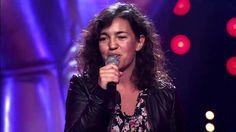 Vanessa Almeida zingt 'Dernière Danse' (Indila) | Blind Audition | The V...