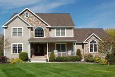 rustic+wood+and+stone+exteriors+for+houses | Fiber Cement and Natural Wood Siding vs. Everlast Composite Siding