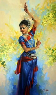Joyce Birkenstock Odissi Dance, x Odissi is one of the eight classical dance forms of India. It originates from Odisha, a state in Eastern India. It is said to be the oldest surviving dance form of India Indian Classical Dance, Classical Art, Folk Dance, Dance Art, Inspiration Artistique, India Painting, Dance Paintings, India Art, Dance Poses