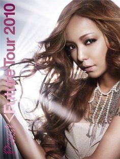 namie amuro PAST <FUTURE tour 2010 DVD