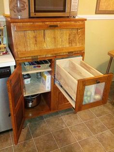 Microwave Stand/Bread Box/Tater Bin/Onion Bin/Etc.....