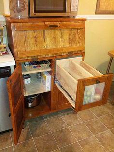 Microwave Stand/Bread Box/Tater Bin/Onion Bin/Etc.....