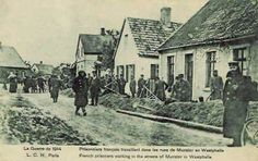 POWS from Munster