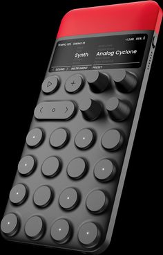 ZONT Synthesizer by Pavel Golovkin