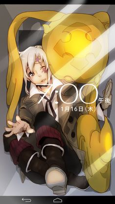 lock the animated character behind glass | via http://www.pixiv.net/member.php?id=3015020
