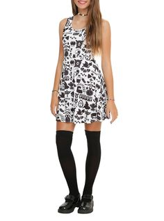 Disney Alice In Wonderland Icons Dress | Hot Topic