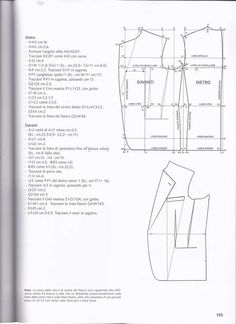 Arsip Album Mens Sewing Patterns, Coat Patterns, Clothing Patterns, Pattern Making Books, Pattern Books, Suit Pattern, Jacket Pattern, Tailoring Techniques, Sewing Techniques