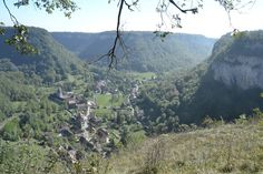 Walking Holiday in Jura, France - Guided - Jura Discovery: Wine Trails & Medieval Villages Walking Holiday, Medieval Town, Alps, Waterfall, Explore, Travel, Pays De La Loire, Ile De France, Law School