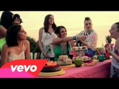 Cimorelli - Believe It Great Intro Song www.rockinoutdjservice.com
